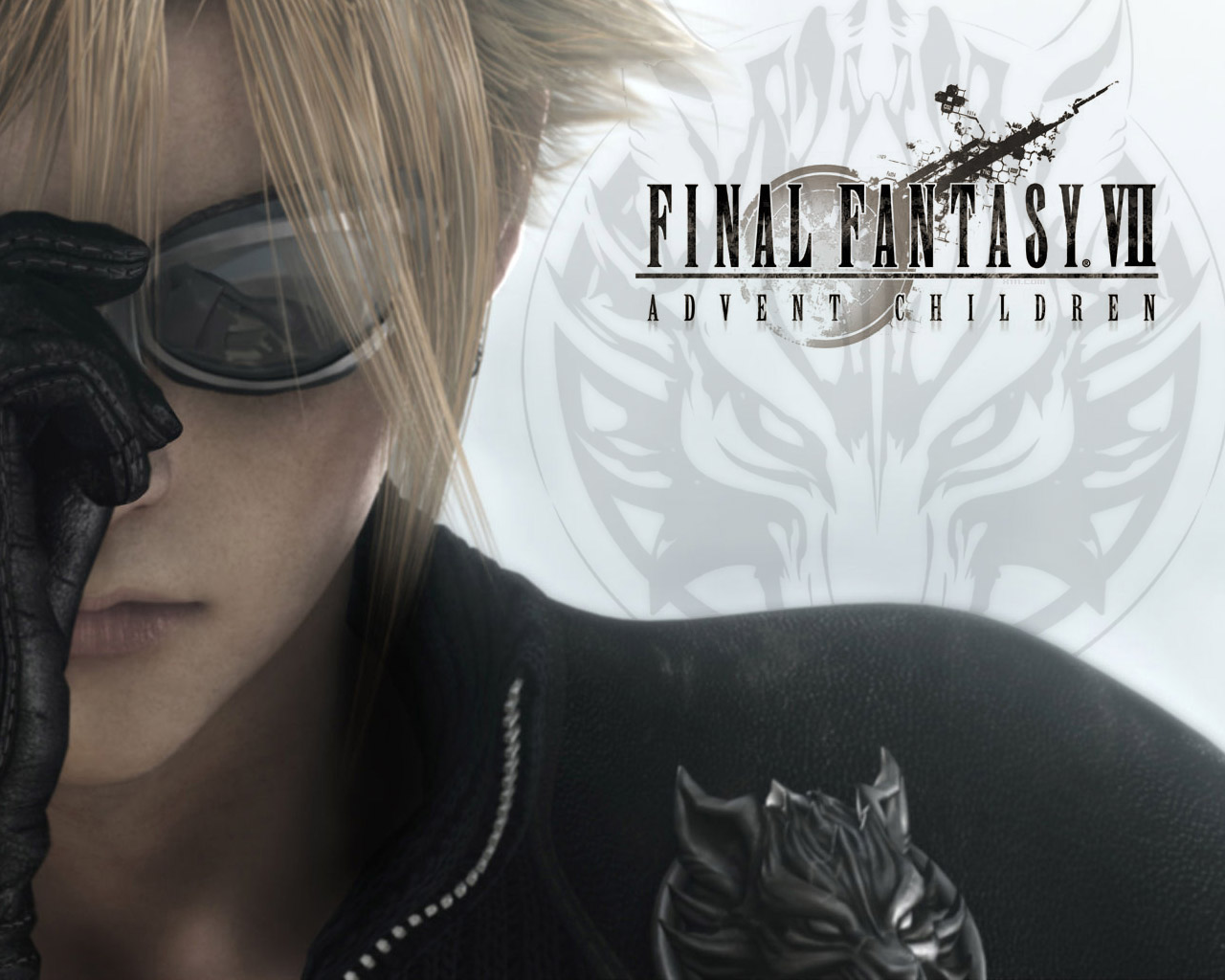 cloud final fantasy 7 1280x1024 wallpaper