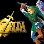 The Legend of Zelda Ocarina of time Wallpaper