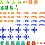legend of zelda nes sprites bosses