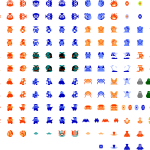 legend of zelda nes sprites enemies
