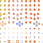 legend of zelda nes sprites link