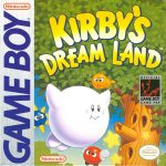 Kirby's Dream Land Sprites