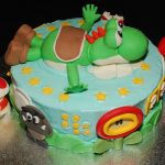 16 tongue stretchingly good Yoshi Cakes
