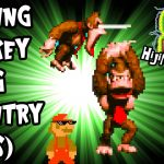 Hacking Donkey Kong Country (SNES) – Game Genie Hijinx!