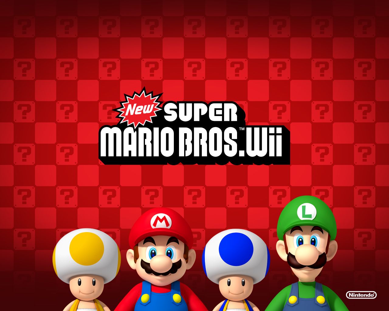 New Super Mario Bros Wii Wallpaper Wallpapers Super Mayhem
